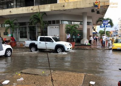 Flooding - Cartagena, Colombia
