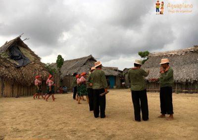 Kuna's dance 2 - San Blas Islands, Panama
