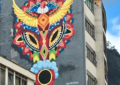 Mural - Bogotà, Colombia