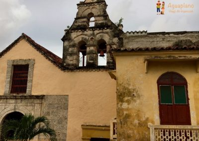 Old church - Cartagena, Colombia