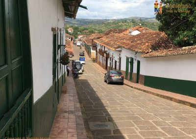 Street - Barichara, Colombia