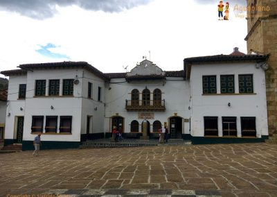 Town Hall - Guadalupe, Colombia