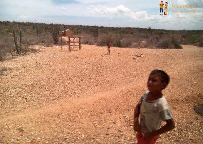 Wayuu children 2 in La Guajira, Colombia