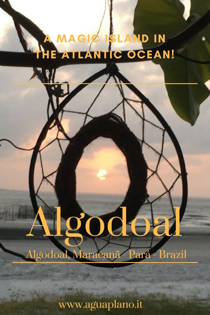 Algodoal, Brazil