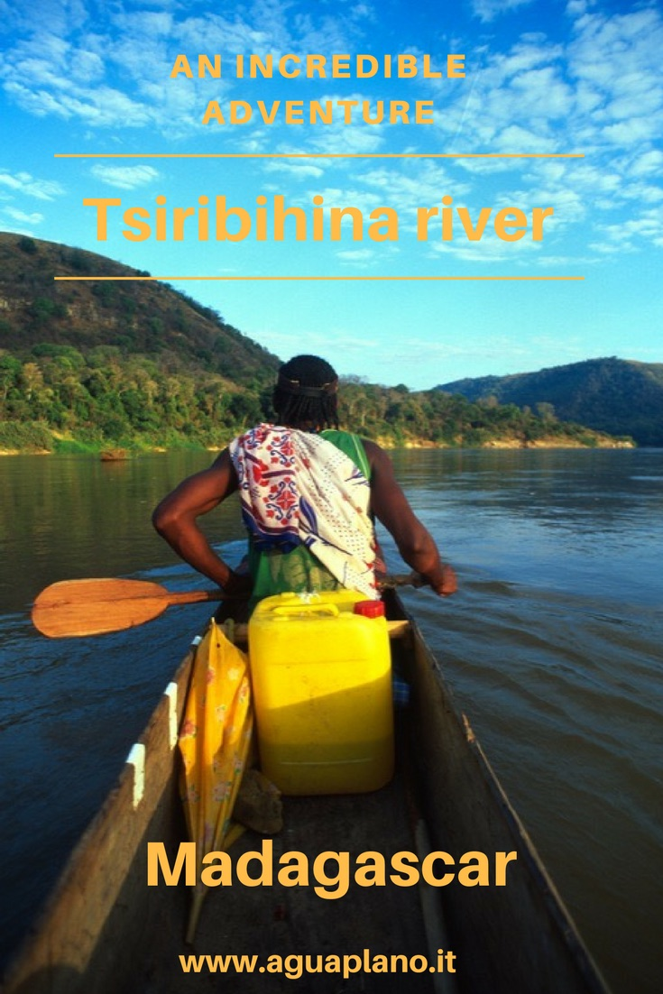 Tsiribihina River, Madagascar - an incredible advanture