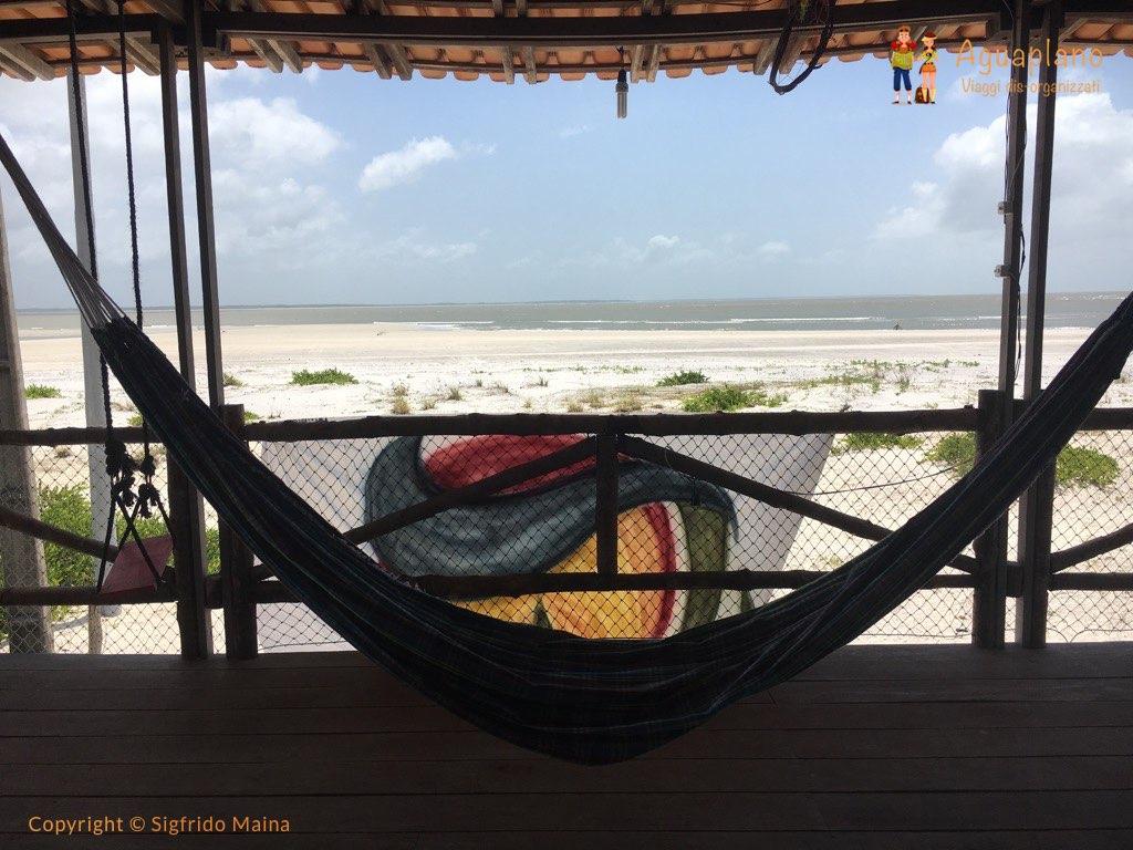 hammock algodoal brazil - Algodoal, Brazil: an enchanted Island
