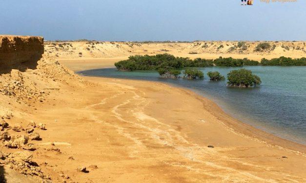 La Penisola della Guajira: l'estremo nord del Sudamerica.