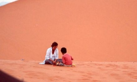 A nice bargain in the Sahara – Morocco