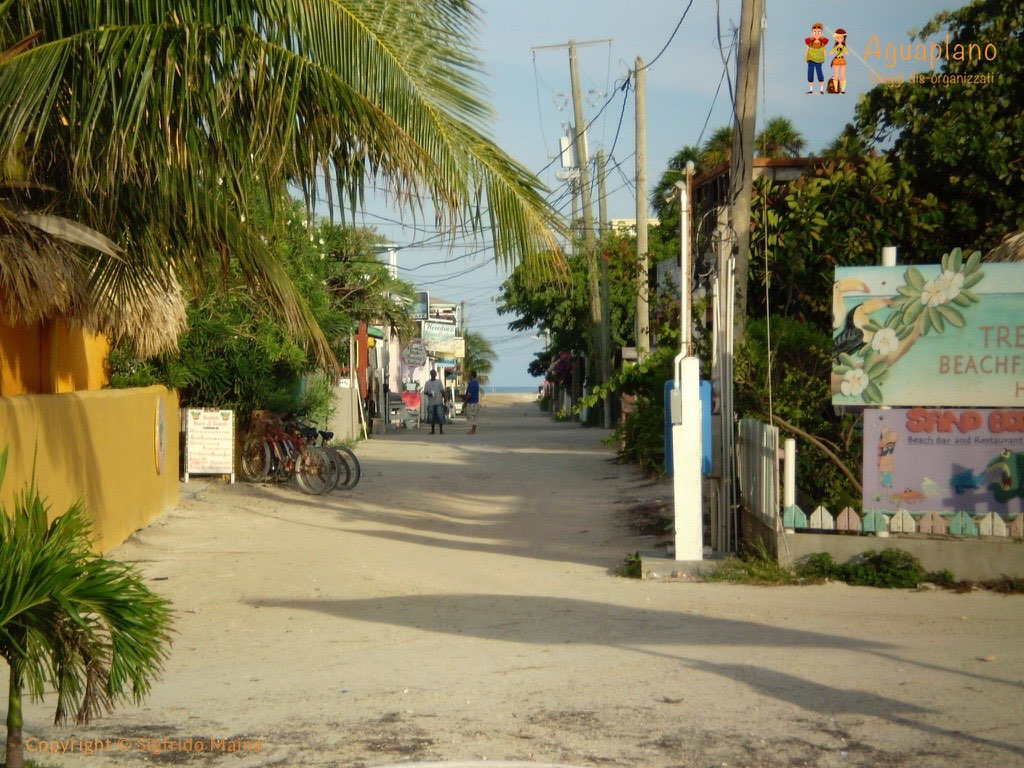 Caye Caulker Blue Hole