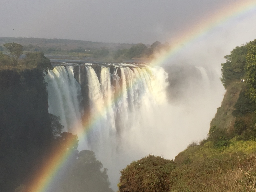 Victoria Falls guide for the budget traveller