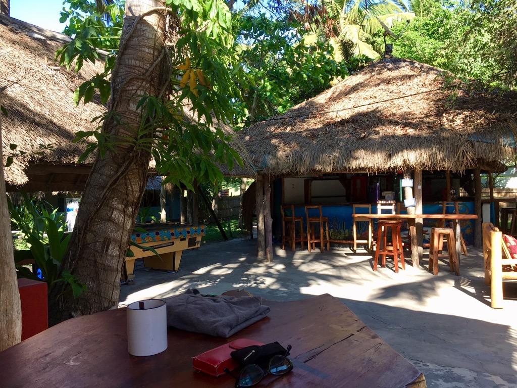 Baobab Beach Resort 2 - Tofo and Vilanculos, The beaches of Mozambique