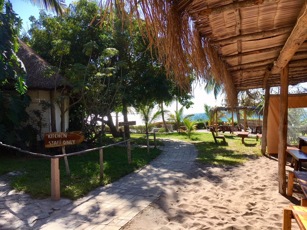 Baobab Beach Resort - Tofo and Vilanculos, The beaches of Mozambique
