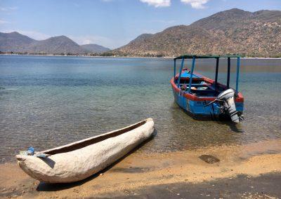 Canoe and Boat - Lake Malawi