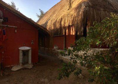 Fatimas Hostal in Tofo - Mozambique