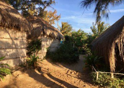 Fatimas hostal _ Tofo - Mozambique