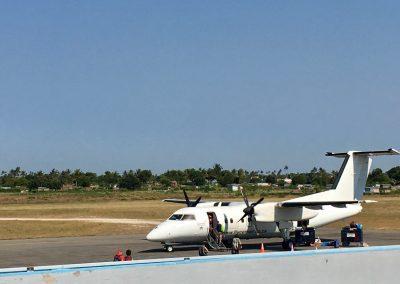 Inhambane Airport - Mozambique