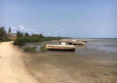 Inhambane bay - Mozambique