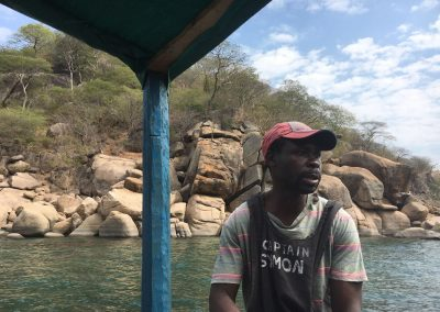 Lake Malawi - Captain Simon