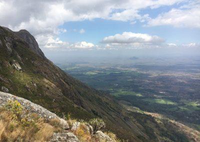 Landscape - Trek on Mount Mulanje - Malawi