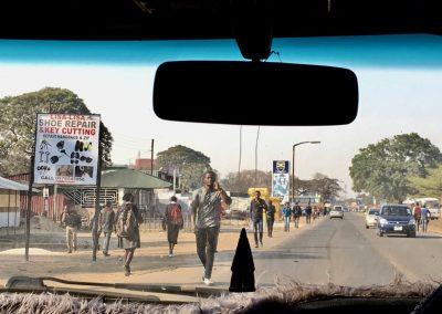 Lusaka street