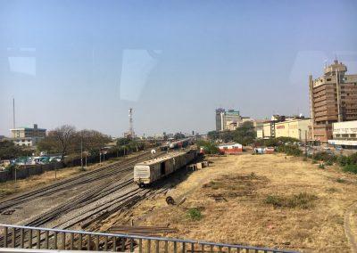 Lusaka train station