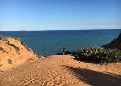 Red dunes 1 - Vilanculo - Mozambique
