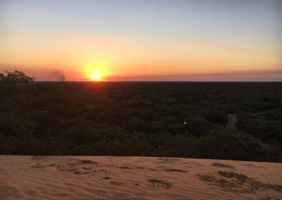 Sunset at Red dunes 1 - Vilanculo - Mozambique