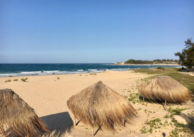 Tofo Beach - Mozambique