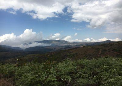 Trekking on Mount Mulanje - Malawi