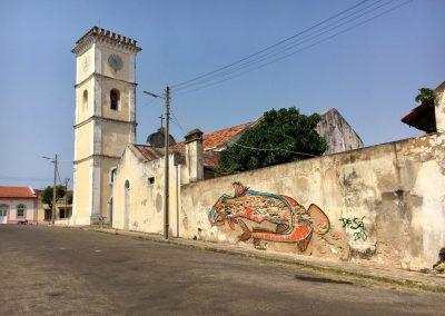 Walking around Inhambane - Mozambique