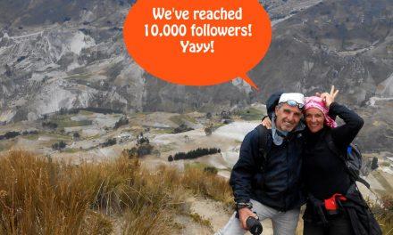 10,000 Followers on Instagram!