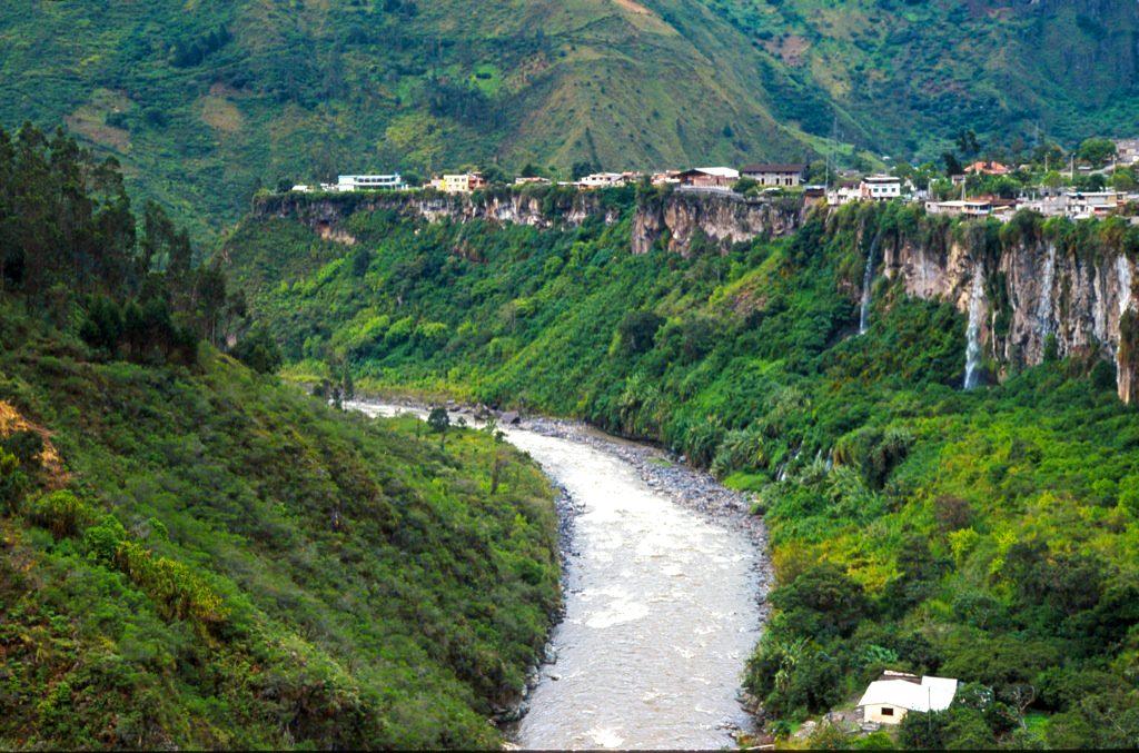 Rio Pastaza Ecuador