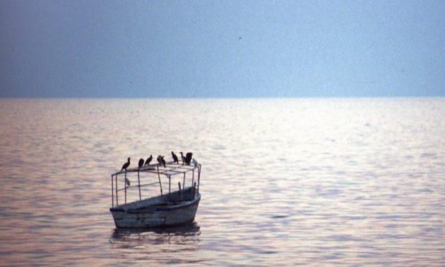 A Boat on Lake Tanganika, Kigoma – Tanzania